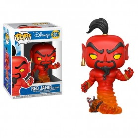 Figura POP Disney Aladdin Jafar Red 356