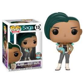 Figura POP Saga Alana with Hazel Exclusive