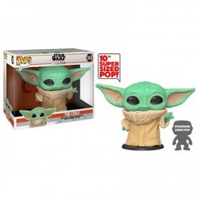 Figura POP Star Wars Mandalorian Yoda The Child 25cm
