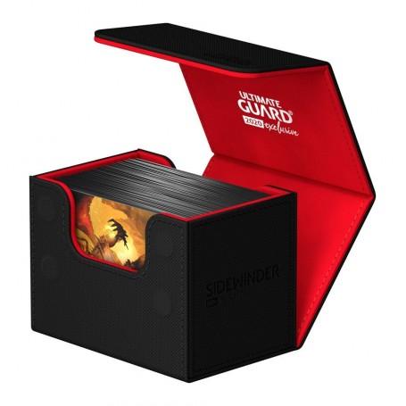 copy of Ultimate Guard SideWinder™ 100+ Tamaño Estándar XenoSkin™ Rojo