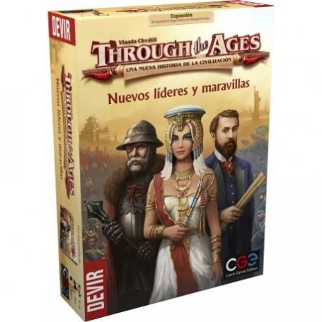 Through the Ages - Nuevos Lideres Y Maravillas