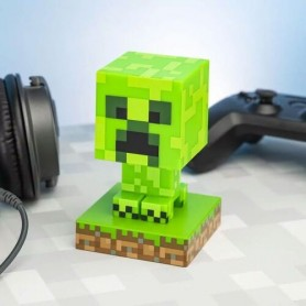 Lampara Icon Creeper Minecraft