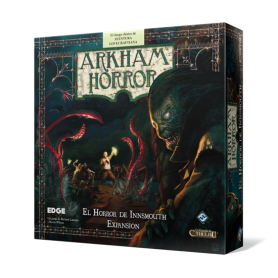 copy of Arkham Horror 3ª Edición