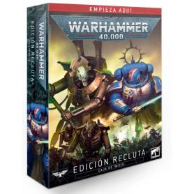 Warhammer 40,000: Edición Recluta (Español)