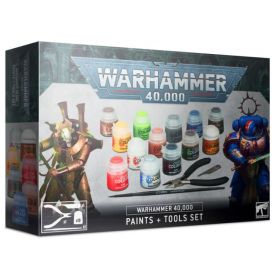 copy of Set de pinturas y herramientas de Warhammer Age of Sigmar