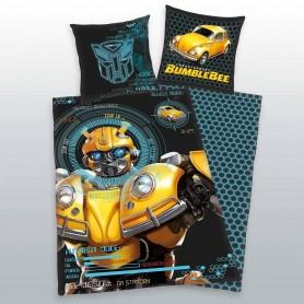 Transformers Bumblebee Funda Nórdica 135 x 200 cm / 80 x 80 cm