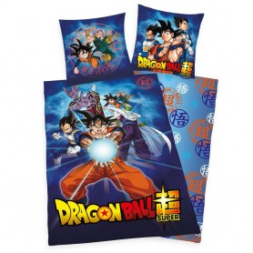 Dragon Ball Super Funda Nórdica Characters 135 x 200 cm / 80 x 80 cm