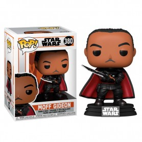 Figura POP Star Wars Mandalorian Moff Gideon 380
