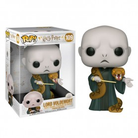 Figura POP Harry Potter Voldemort with Nagini 25cm 109
