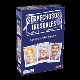 SOSPECHOSOS INUSUALES