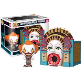 Stephen King's It 2 POP! Town Vinyl Figura Fun House 9 cm 10