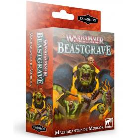 Warhammer Underworlds: Beastgrave – Machakantez de Morgok (Esp)