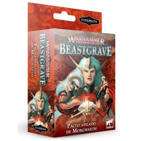 Warhammer Underworlds: Beastgrave - Pacto Afilado de Morgaeth (Esp)