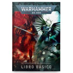 Warhammer 40,000: Reglamento básico  Portada Exclusiva(Español)