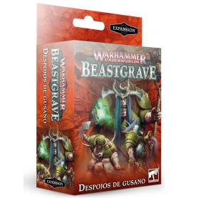 Warhammer Underworlds: Beastgrave – Despojos de Gusano (Esp)