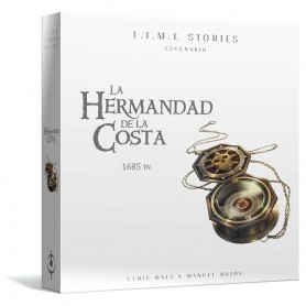 copy of T.I.M.E. Stories: Profecía de Dragones