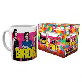 Taza termica Group Birds of Prey DC Comics