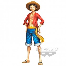 Figura Monkey D. Luffy Grandista Manga Dimensions One Piece 27cm