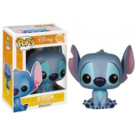 Lilo & Stitch POP! Vinyl Figura Stitch (Seated) 9 cm 159