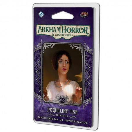 Jacqueline Fine Mazo de investigador - Arkham Horror, El juego de cartas
