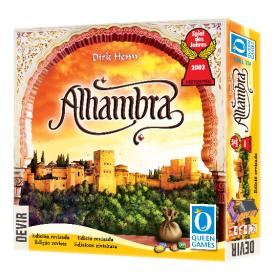 Alhambra - EDICIÓN REVISADA 2020