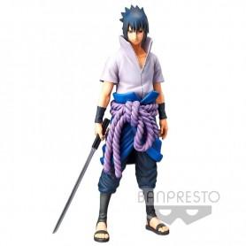 Figura Grandista nero Uchiha Sasuke Naruto Shippuden 27cm