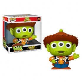 Figura POP Disney Pixar Alien Remix Woody 25cm 756