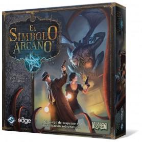copy of Fuerzas Ocultas - Símbolo Arcano