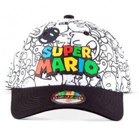 Gorra Villains Super Mario Nintendo