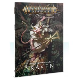 Tomo de batalla: Skaven (Español)