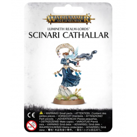 Scinari Cathallar Lumineth Realm-lords