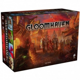 Gloomhaven 2nd Edition (Castellano)