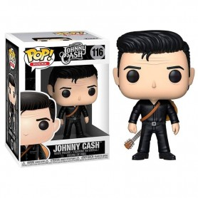 copy of Johnny Cash POP! Rocks Vinyl Figura Johnny Cash 9 cm