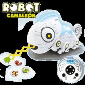 Robot Camaleón Teledirigido