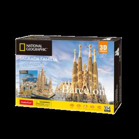 National Geographic ™ La Sagrada Familia