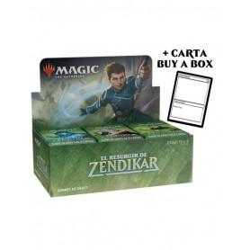 Caja El Resurgir de Zendikar - 36 Sobres + Carta Promo Buy a Box