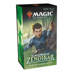 Caja Presentación El Resurgir de Zendikar