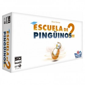 copy of Juego Escuela de Pinguinos Edicion Kinderspiele