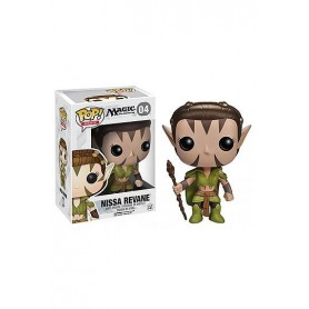 Magic the Gathering POP! Vinyl Figura Nissa Revane 10 cm