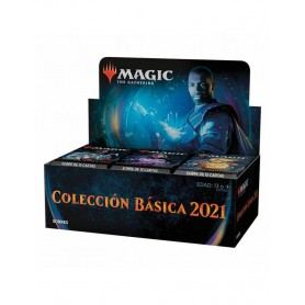 Caja Sobres M21 Magic The Gathering + Carta promo Buy a Box