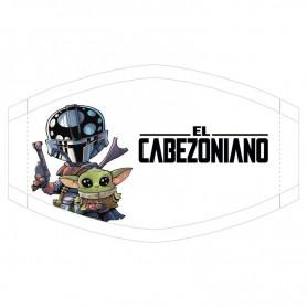 Mascarilla El Cabezoniano Los Cabezones de Vegas