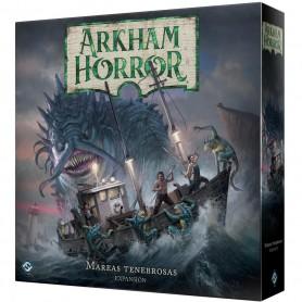 Mareas tenebrosas - Arkham Horror 3ª Edición