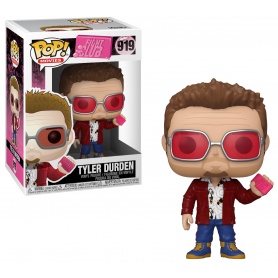 El club de la lucha POP! Movies Vinyl Figuren Tyler Durden 9 cm 919