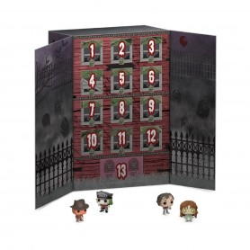 13 Day Spooky Countdown Pocket POP! Calendario de adviento
