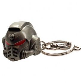 Llavero metal Space Marine Primaris Helmet Warhammer 40K
