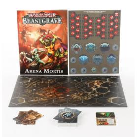 Warhammer Underworlds: Beastgrave – Arena Mortis (Español)