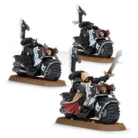 Escuadrón de Motocicletas del Ala de Cuervo