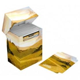copy of Deck Case 80+ Lands Edition - Montaña