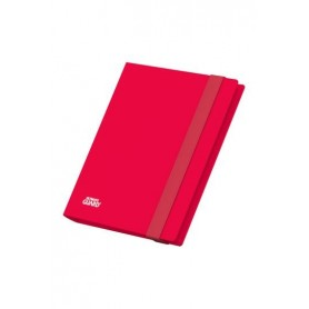 Ultimate Guard Flexxfolio 20 - 2-Pocket - Roja
