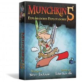Munchkin 5: Exploradores Explotadores